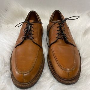 Allen Edmonds Mens Shoes Norse Split Toe Casual
